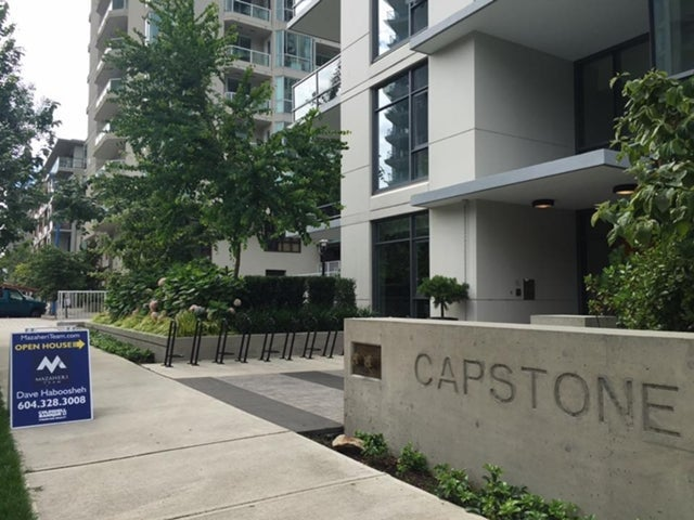 Capstone   --   135 2ND ST - North Vancouver/Lower Lonsdale #9