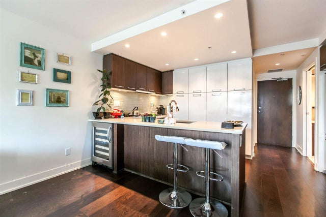 305 1680 W 4TH AVENUE - False Creek Apartment/Condo for sale, 1 Bedroom (R2077718) #8