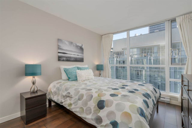 1804 1189 MELVILLE STREET - Coal Harbour Apartment/Condo for sale, 1 Bedroom (R2278680) #10