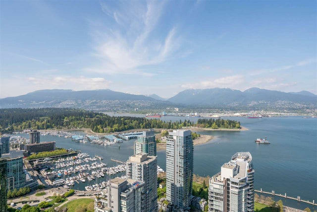 1804 1189 MELVILLE STREET - Coal Harbour Apartment/Condo for sale, 1 Bedroom (R2278680) #16