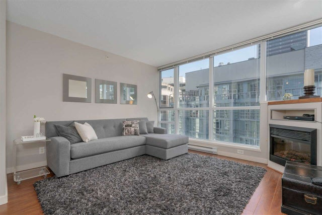 1804 1189 MELVILLE STREET - Coal Harbour Apartment/Condo for sale, 1 Bedroom (R2278680) #2