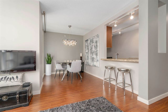 1804 1189 MELVILLE STREET - Coal Harbour Apartment/Condo for sale, 1 Bedroom (R2278680) #4