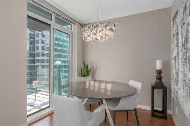 1804 1189 MELVILLE STREET - Coal Harbour Apartment/Condo for sale, 1 Bedroom (R2278680) #5