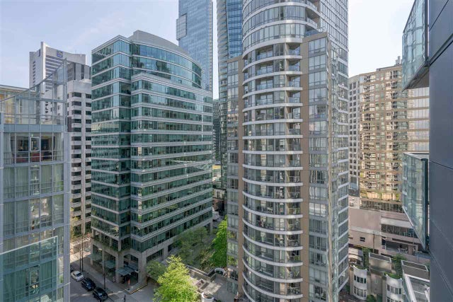 1804 1189 MELVILLE STREET - Coal Harbour Apartment/Condo for sale, 1 Bedroom (R2278680) #7