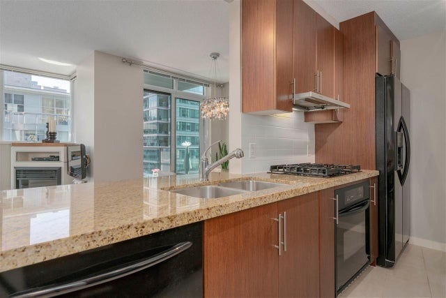 1804 1189 MELVILLE STREET - Coal Harbour Apartment/Condo for sale, 1 Bedroom (R2278680) #8